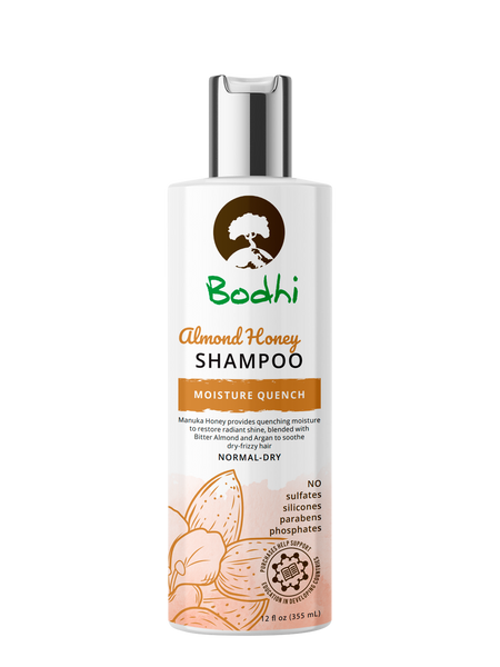 Shampoo Almond Honey Moisture Quench