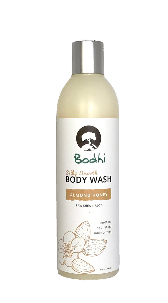 Bodhi Almond Honey Body Wash - 13 fl oz