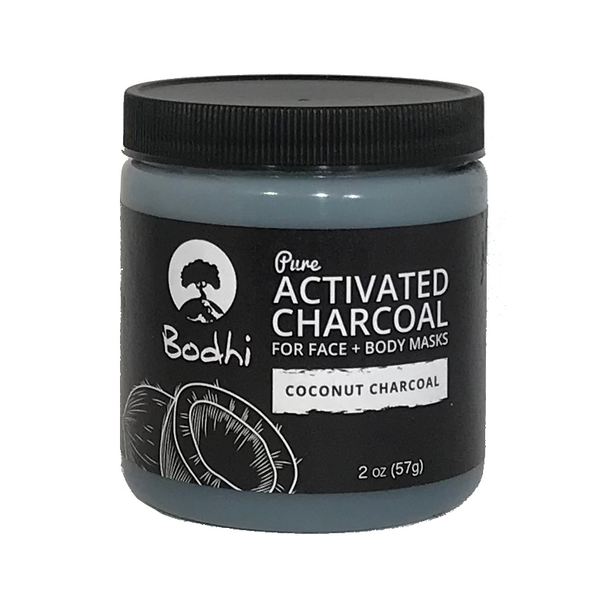Bodhi Coconut Charcoal Powder - 2 oz