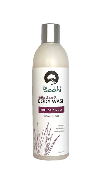 Bodhi Euphoric Musk Body Wash - 13 fl oz