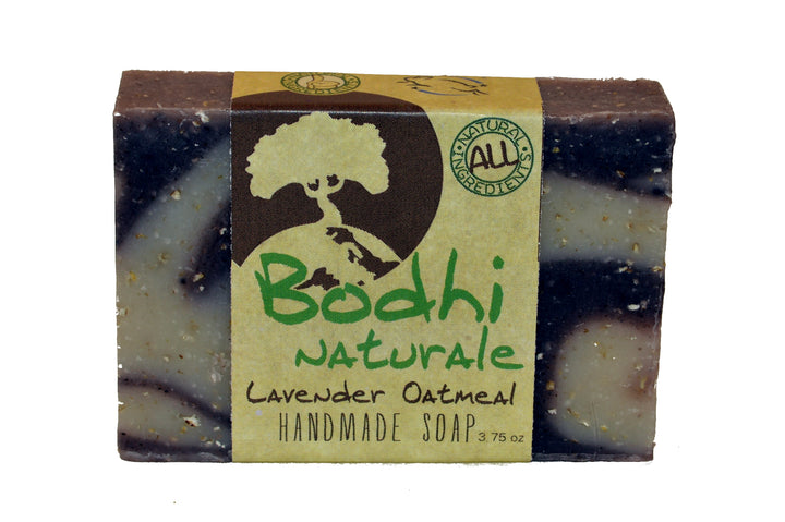 Bodhi Lavender Oatmeal Bar Soap - 3.75 oz