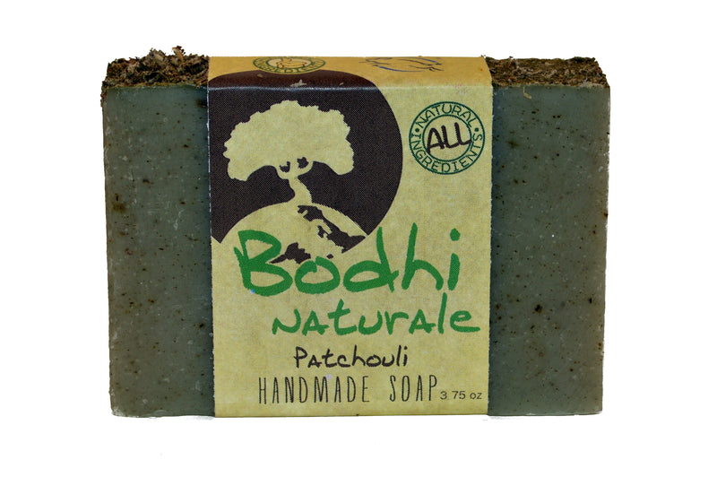 Bodhi Patchouli Bar Soap - 3.75 oz