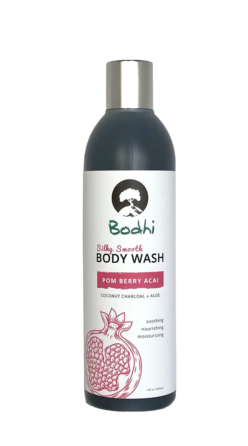 Bodhi Pom Berry Acai Body Wash - 13 fl oz