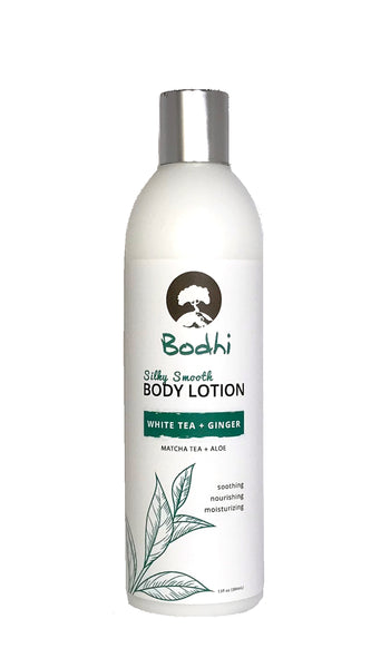 Bodhi White Tea & Ginger Body Lotion - 13 fl oz