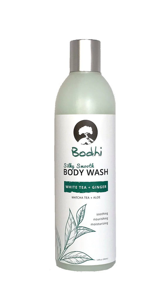 Bodhi White Tea & Ginger Body Wash - 13 fl oz