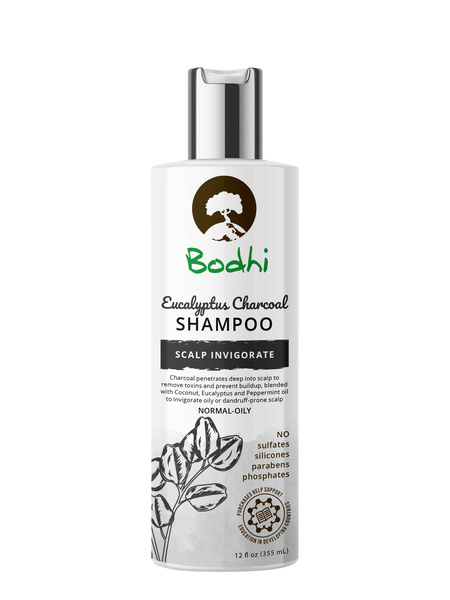 Shampoo Eucalyptus Charcoal Scalp Invigorate
