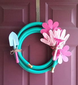 Wall Decor - Front door decor - Spring