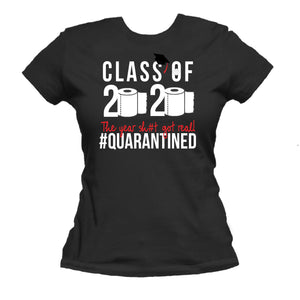 Project Prom 2020 - Quarantine Tee - TP Design