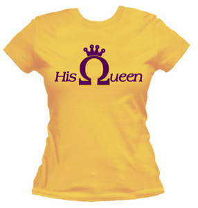 His Queen - Omega Psi Phi