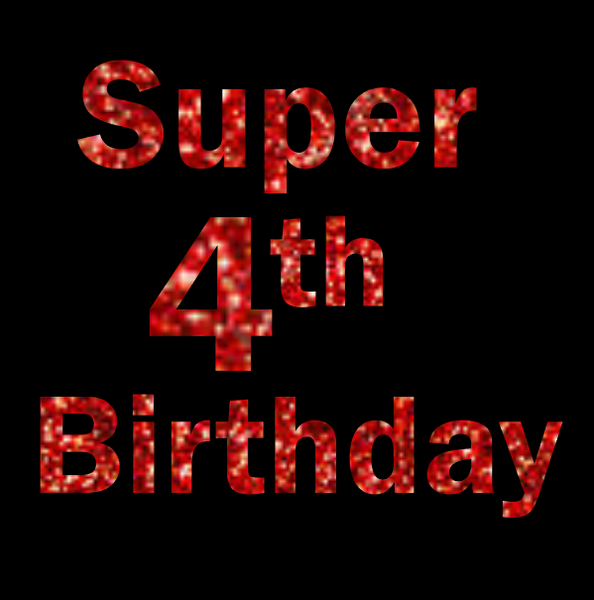 Super Girl Birthday