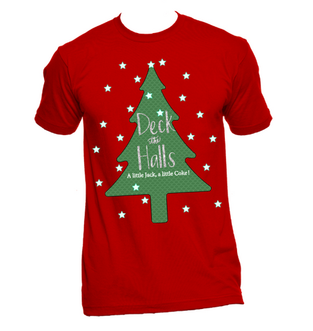 Holiday Tee - Deck the Halls