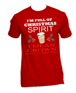 Holiday Spirit Tee