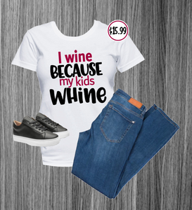 Wine vs. Whine