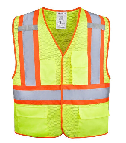 Safety Vest - Custom