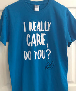 I REALLY Care - Humanity Tee
