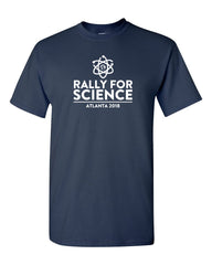Rally for Science Logo T