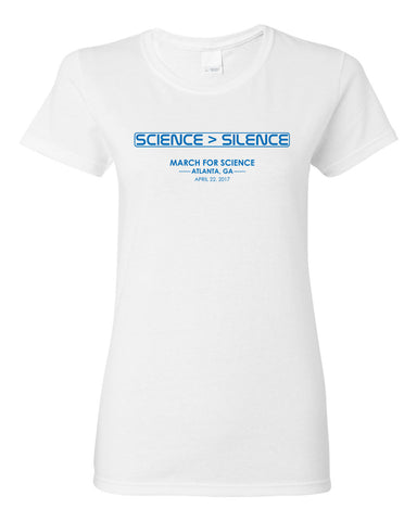 Science is Greater T - Ladies