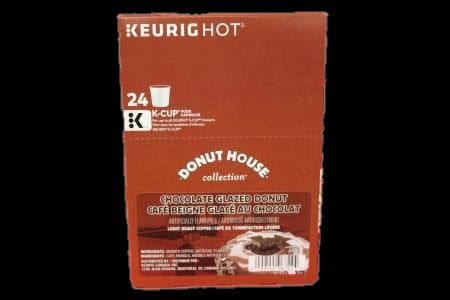 Chocolate Glazed Donut Keurig Coffee