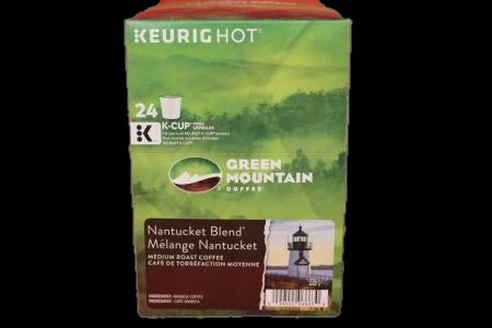 Green Mountain Nantucket Blend 24 Pack