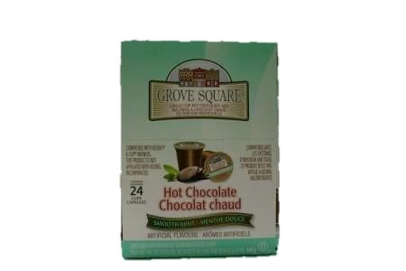 Grove Square Mint Hot Chocolate K-Cups