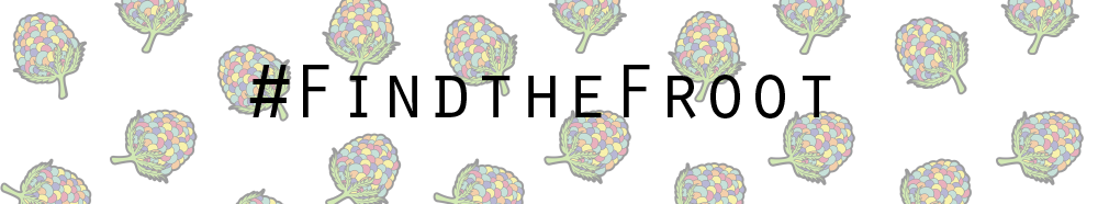 #FindtheFroot Stoopid Froot Apparel Header Berry image