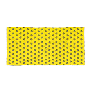 Canary Beach Towel