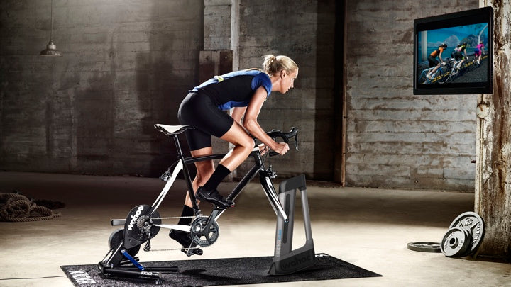 Time to set up the Smart Indoor Trainer!