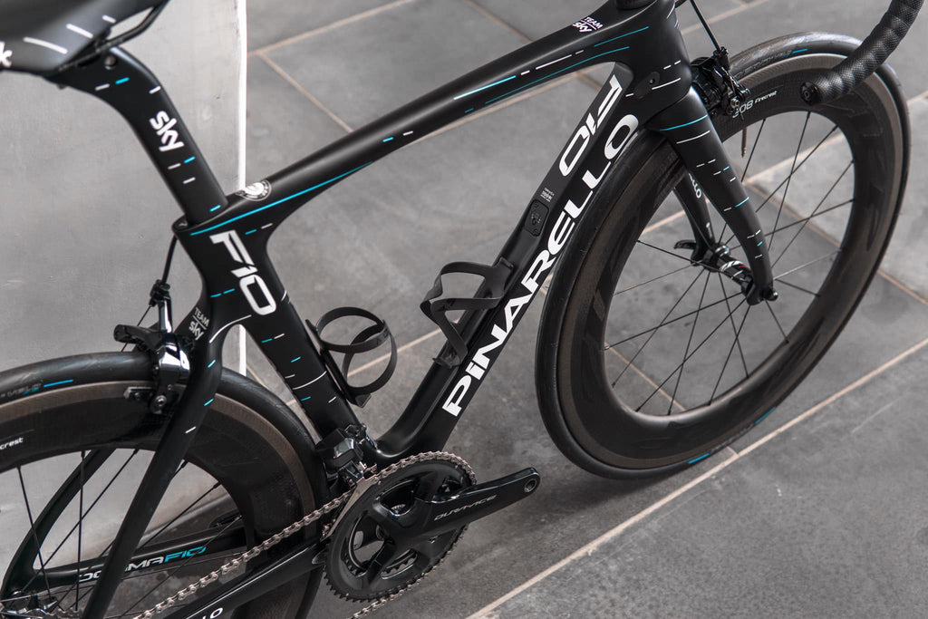 Caesar's collector Pinarello Team Sky F10
