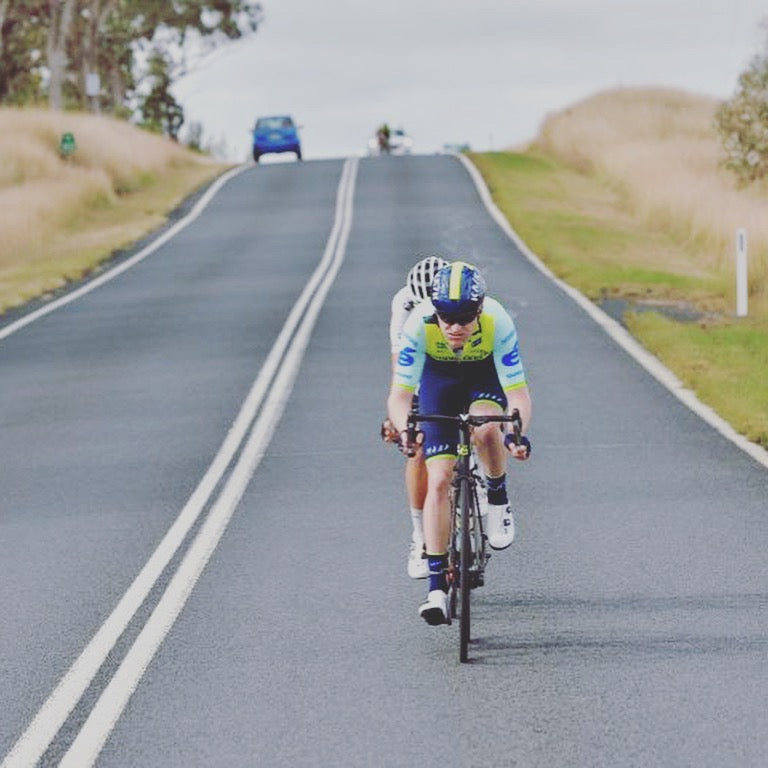 Nathan wins Australia's toughest one day race!