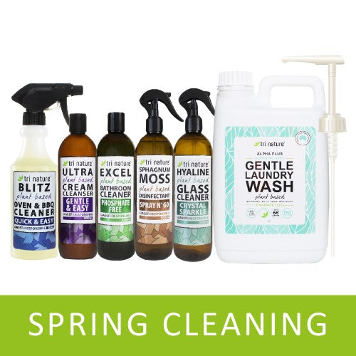 Hello Spring Cleaning - The Eco Way