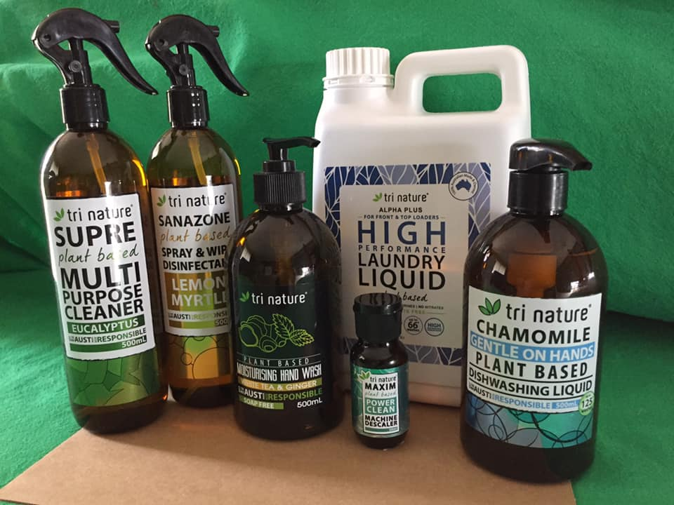 Brand Spotlight - Tri Nature