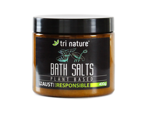 Tri Nature Bath Salts - 400g