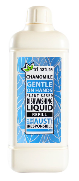 Tri Nature Chamomile Dishwashing Liquid