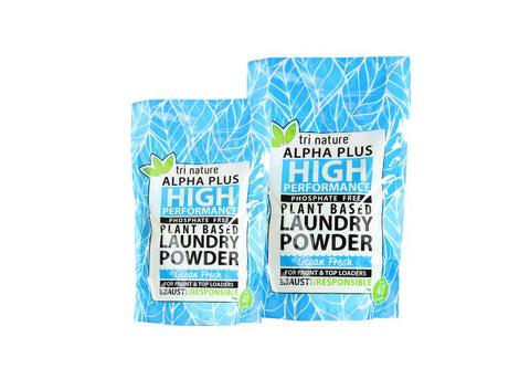 Tri Nature Laundry Powder - Ocean fresh