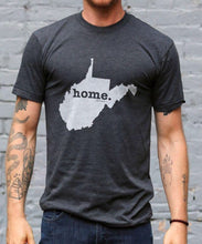 West Virginia ~ Home Tee Grey