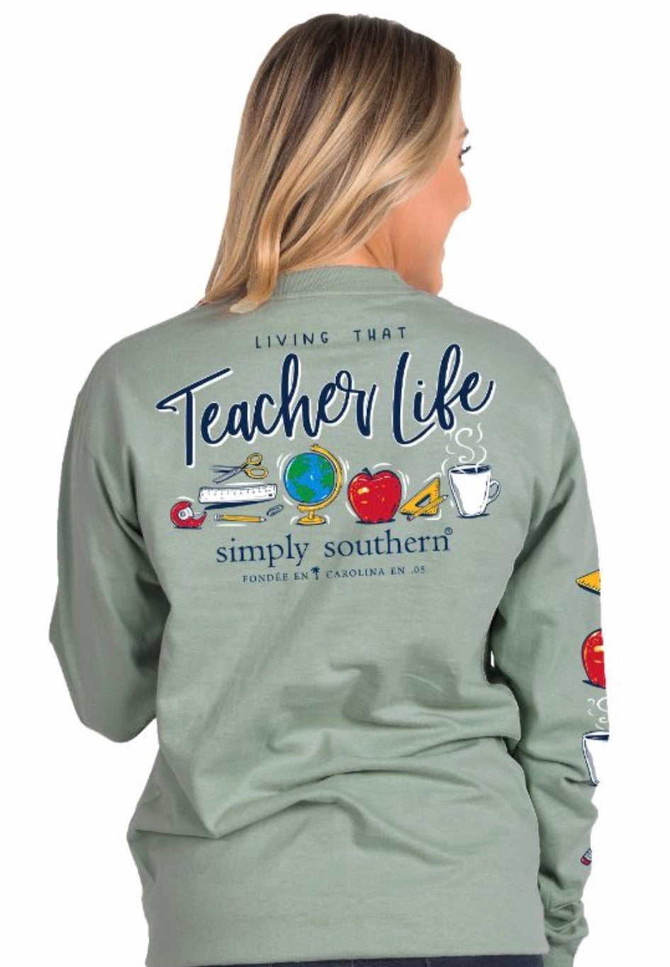 Simply Southern ~ Living that Teacher Life