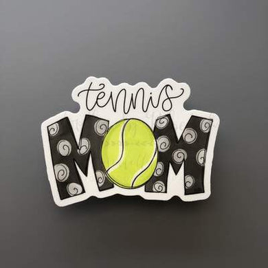 Doodles by Rebekah ~ Tennis Mom