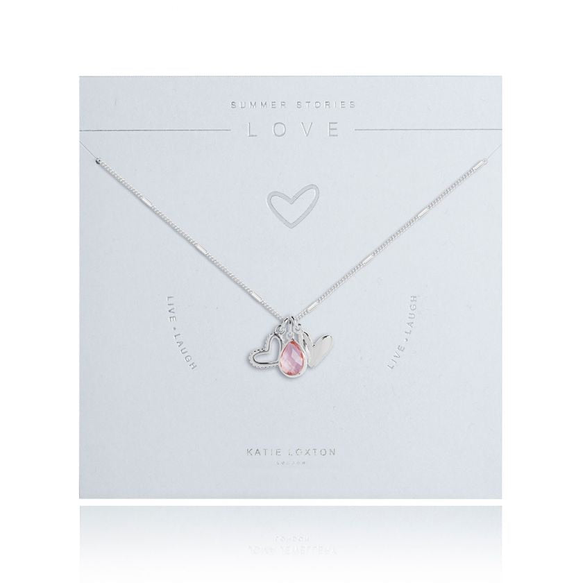 Katie Loxton ~ Summer Stories Love Necklace