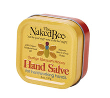 Naked Bee ~ Hand Salve