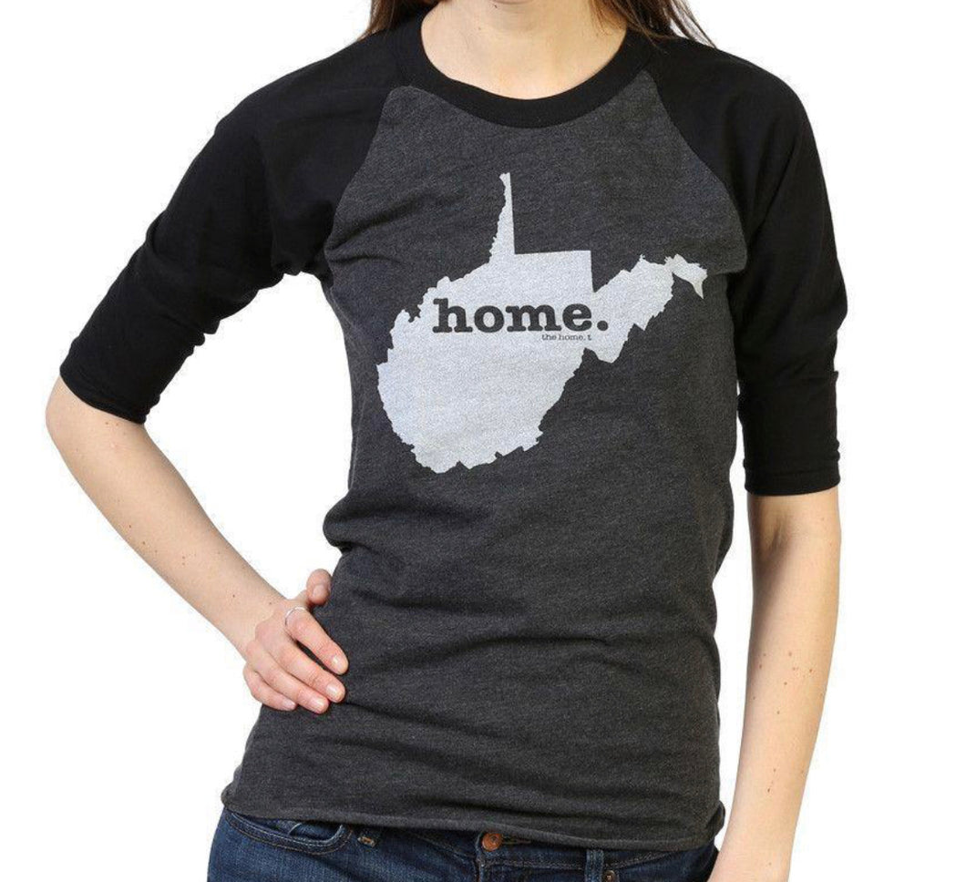 West Virginia ~ Home Tee Baseball T