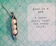 Mother of Pearl Pea Pods