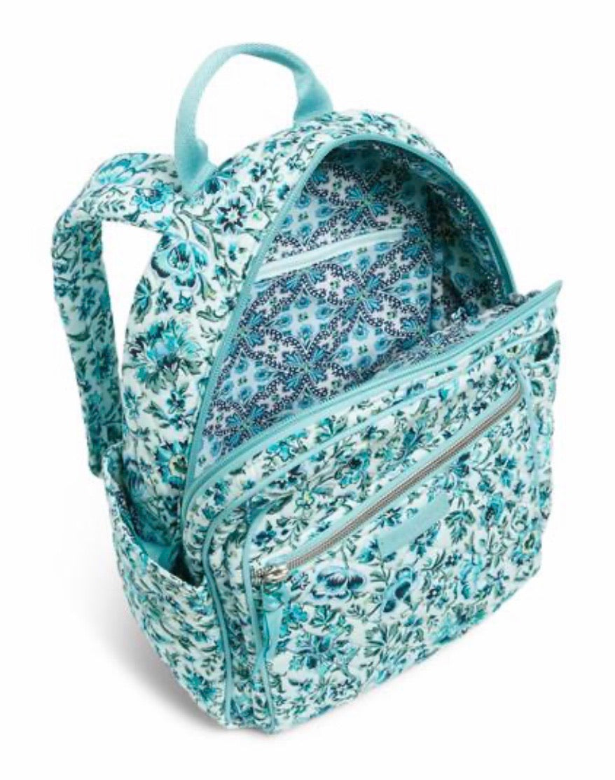 Vera Bradley ~ ICONIC SMALL BACKPACK CLOUD VINE
