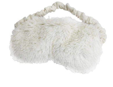 Warmies ~ Cream Eye Mask