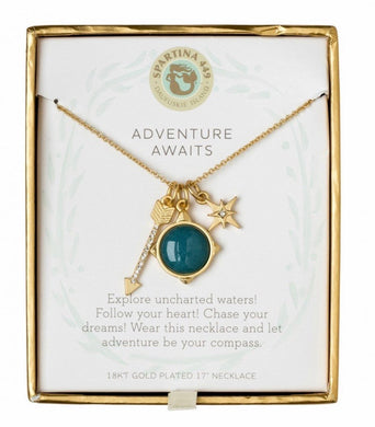 Spartina ~ Adventure Awaits