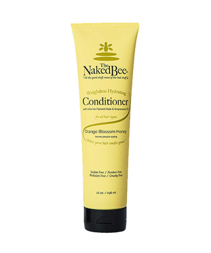 Naked Bee ~ Orange Blossom Honey Weightless Hydrating Conditioner - 10oz