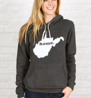 West Virginia ~ Home Hoodie