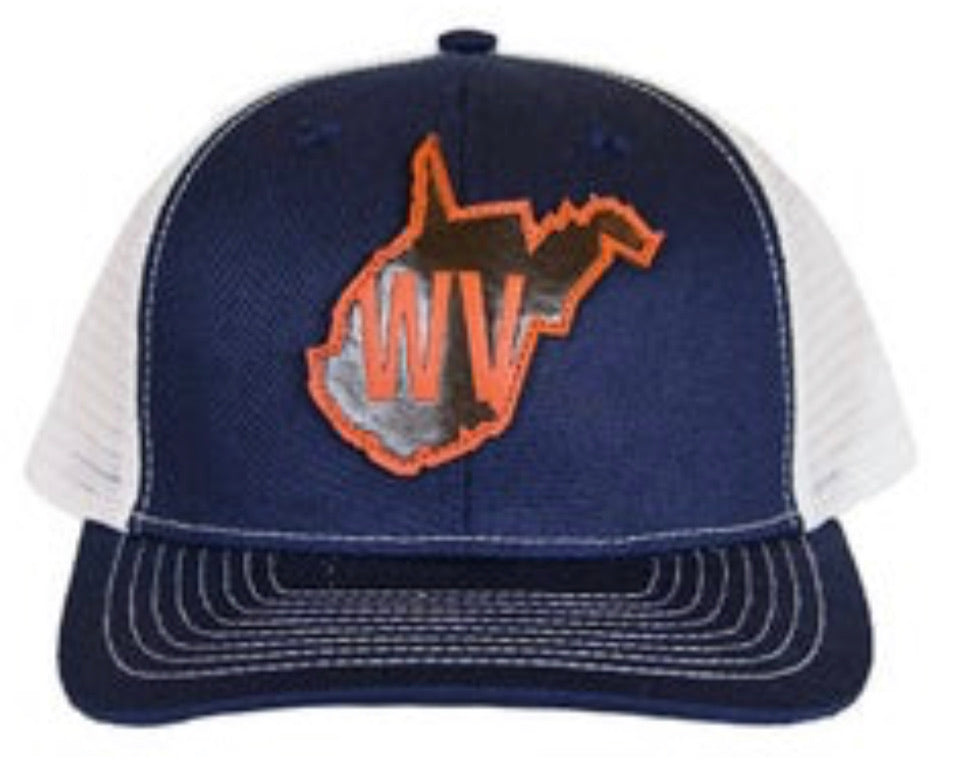 Simply Southern ~ West Virginia Hat