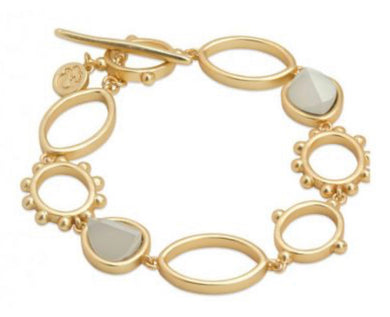 Spartina ~ Moonglade Toggle Bracelet