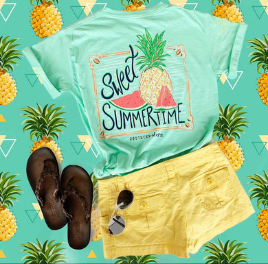 Southernology ~ Sweet Summertime