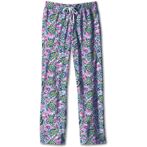 Southern Couture ~ Turtle Lounge Pants